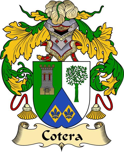 Escudo Cotera